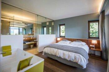 Zimmer im Gius La Residenza