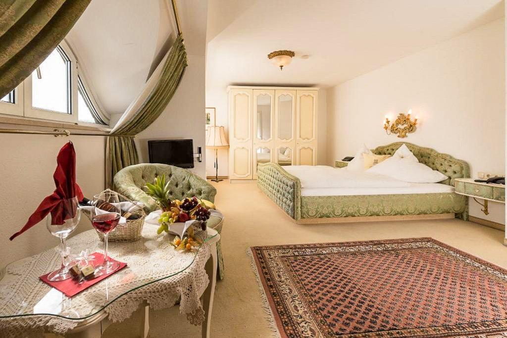 Zimmer im Hotel Bonnschloessl