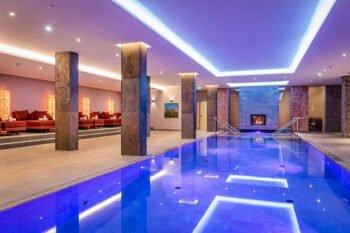 Pool Hotel Klosterhof