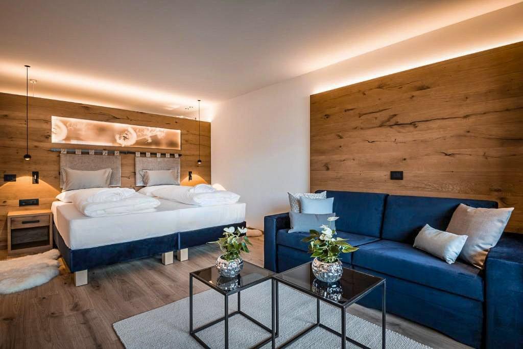 Zimmer im Hotel La Majun