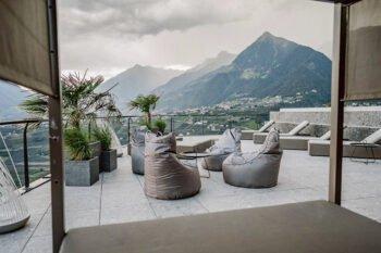 Terrasse Prunner Suites