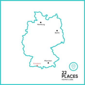 Wo liegt Konstanz