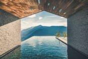 Infinity Pool Miramonti Boutique Hotel