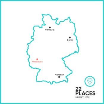 Wo liegt das Mittelrheintal?