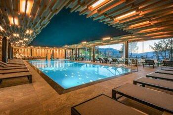 Pool My Arbor Plose Wellness Hotel