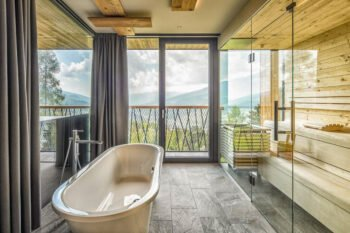 Sauna Zimmer My Arbor Plose Wellness Hotel