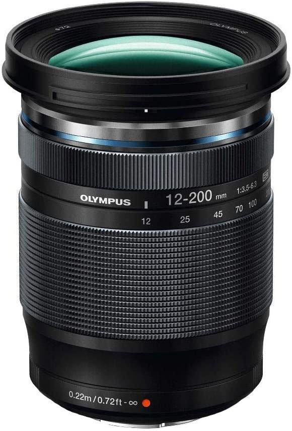 Olympus 12-200 mm, f/3.5-5.6