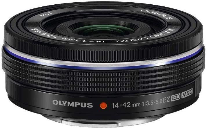 Olympus 14-42 mm, f/3.5-5.6 Pancake