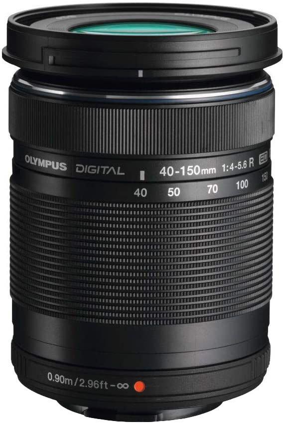 Olympus 40-150 mm, f/4-5.6