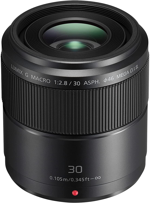 Panasonic 30 mm, f/2.8 Makro