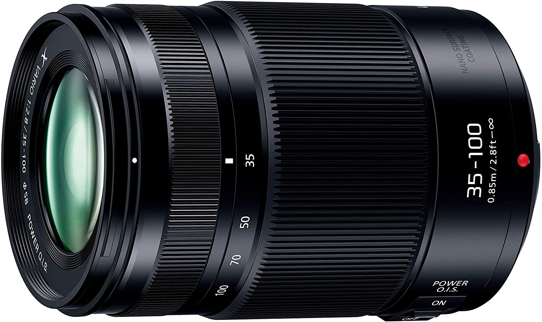 Panasonic 35-100 mm, f/2.8