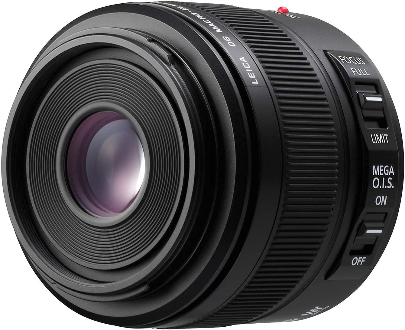 Panasonic 45 mm, f/2.8 Makro