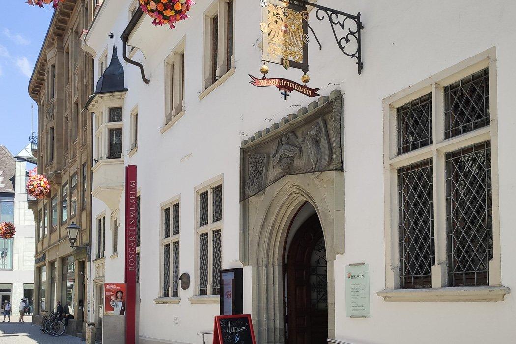 Das Rosgartenmuseum