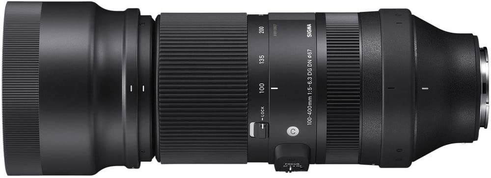 Sigma 100-400 mm f/5-6.3