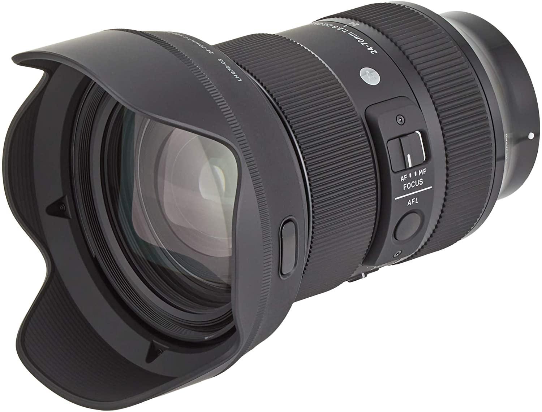 Sigma 24-70 mm f/2.8