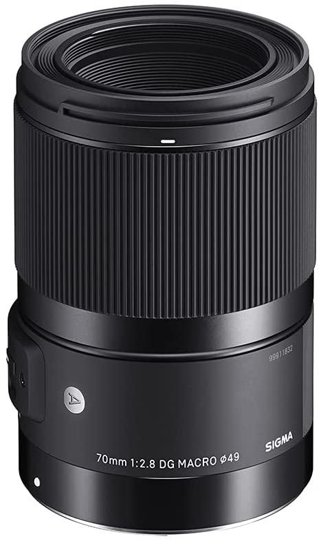 Sigma 70 mm f/2.8 Makro