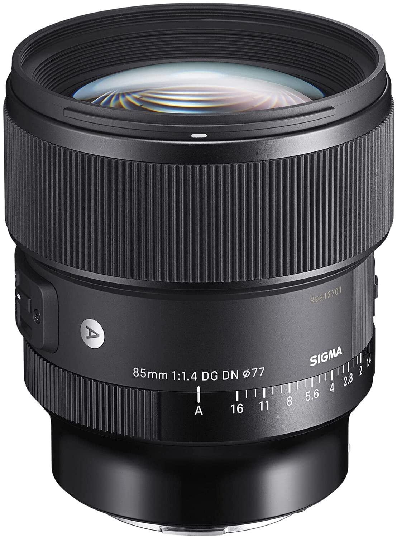 Sigma 85 mm f/1.4