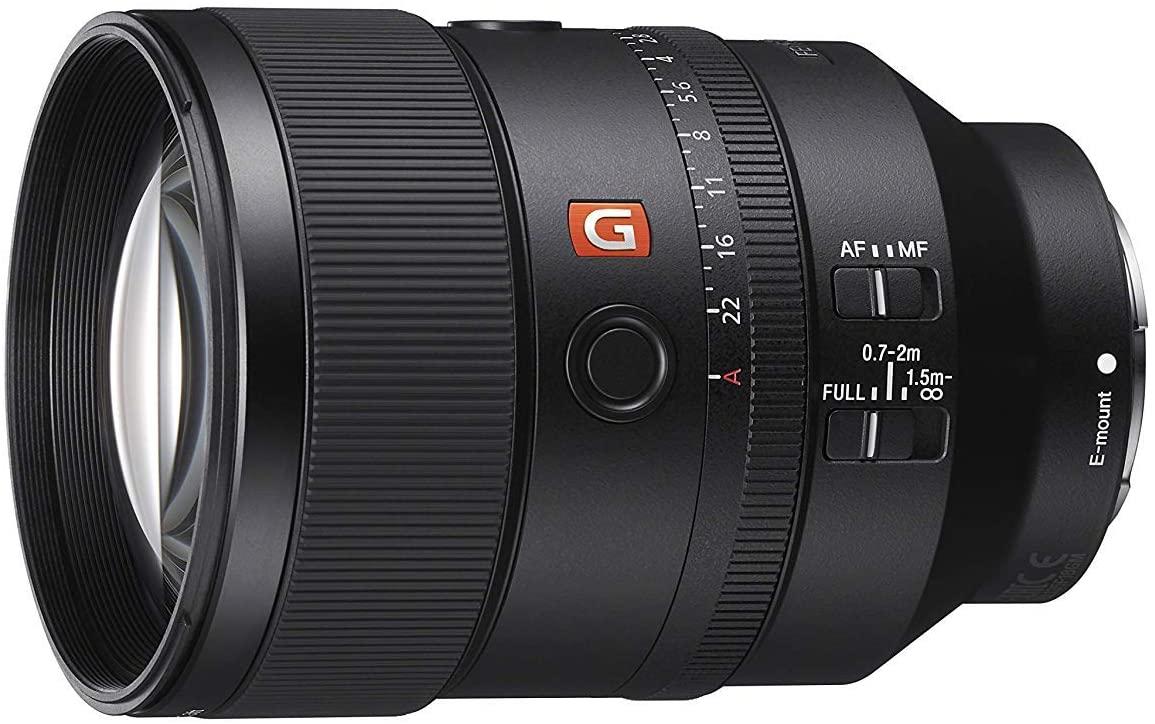 Sony 135 mm f/1.8