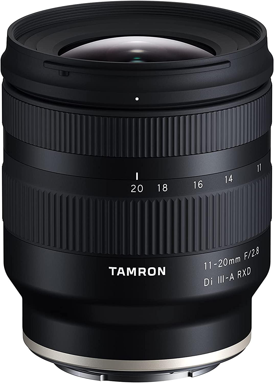 Tamron 11-20 mm f/2.8