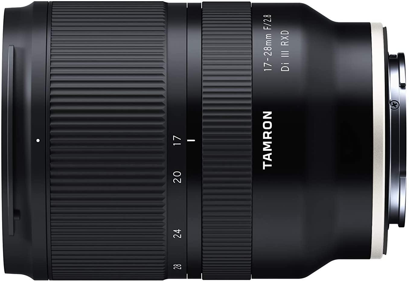 Tamron 17-28 mm f/2.8
