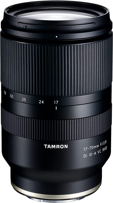 Tamron 17-70 mm f/2.8