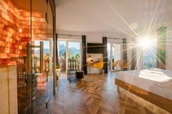 Zimmeransicht Villa Sonnenhof