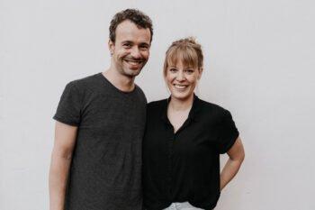 Jenny und Sebastian Ritter - Die Gründer von 22places