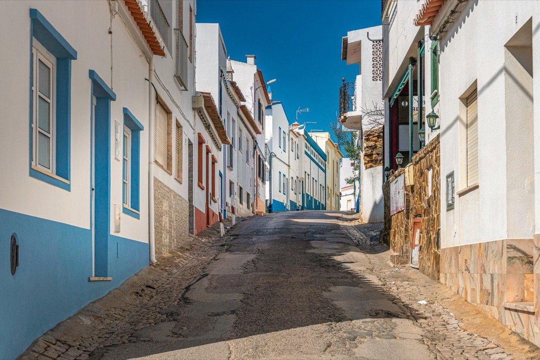 Burgau an der Algarve
