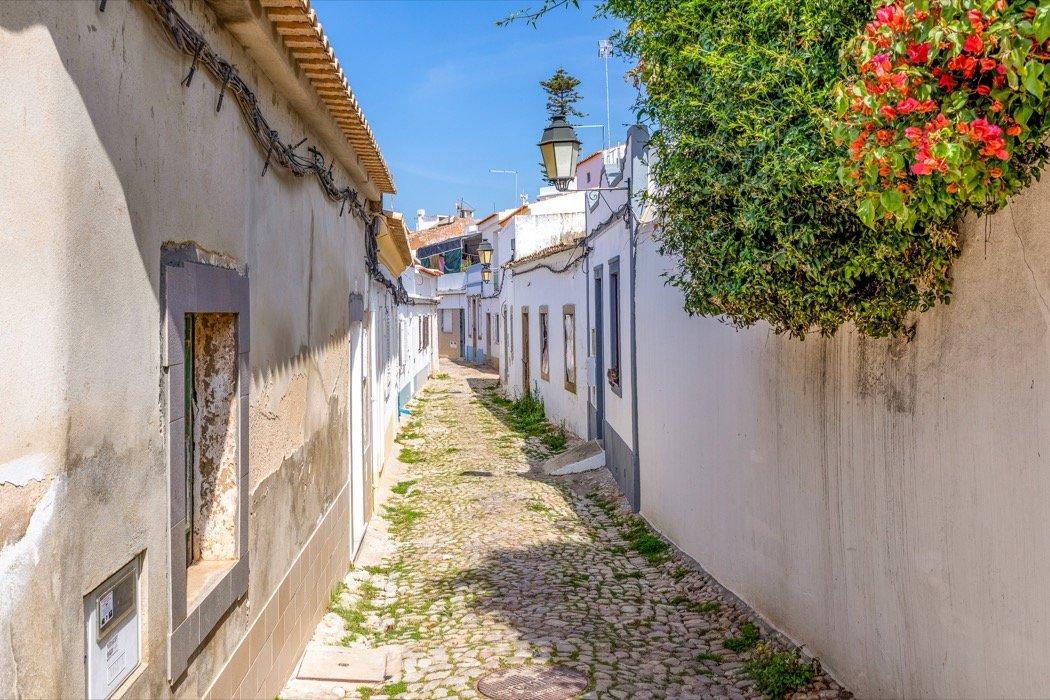 Loule an der Algarve