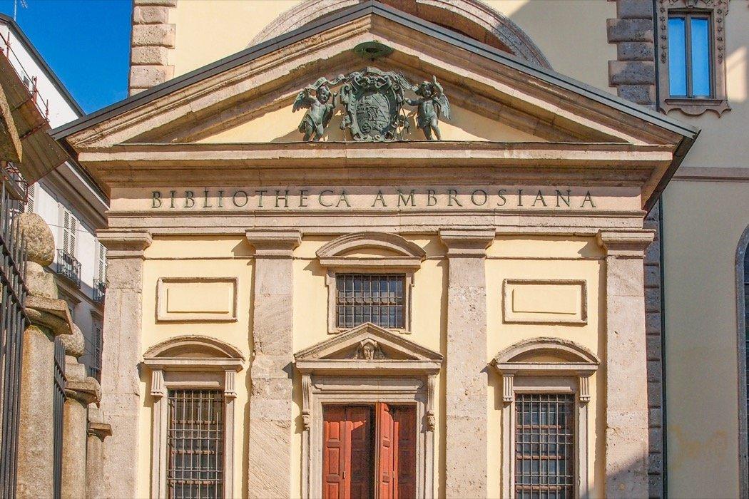 Bibliotheca Ambrosiana Mailand