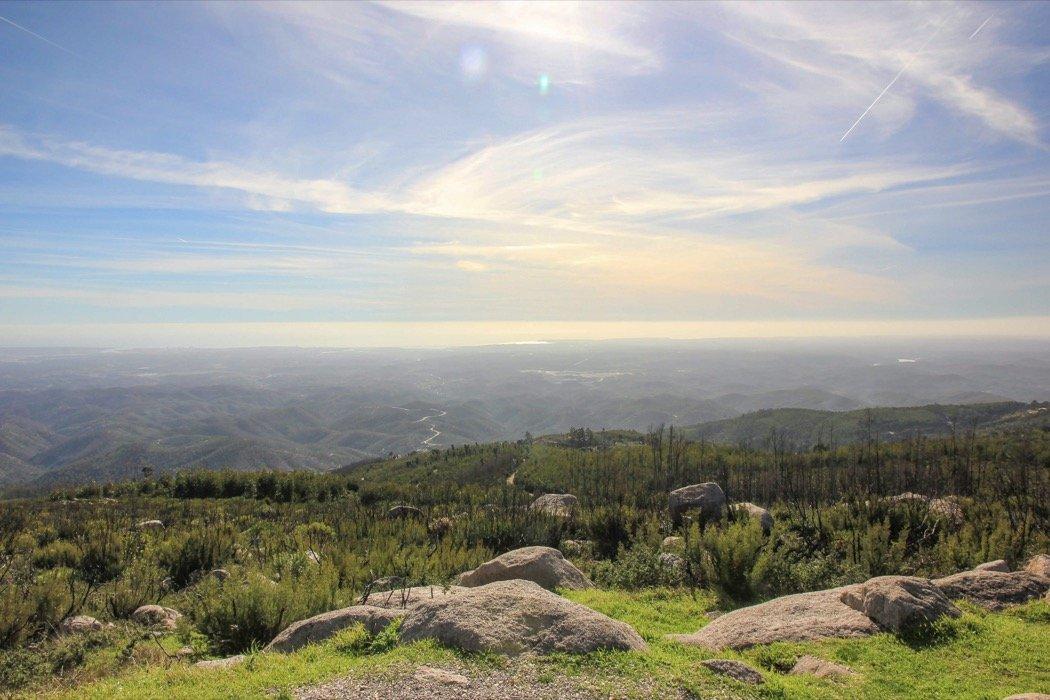 Monchique Gebirge