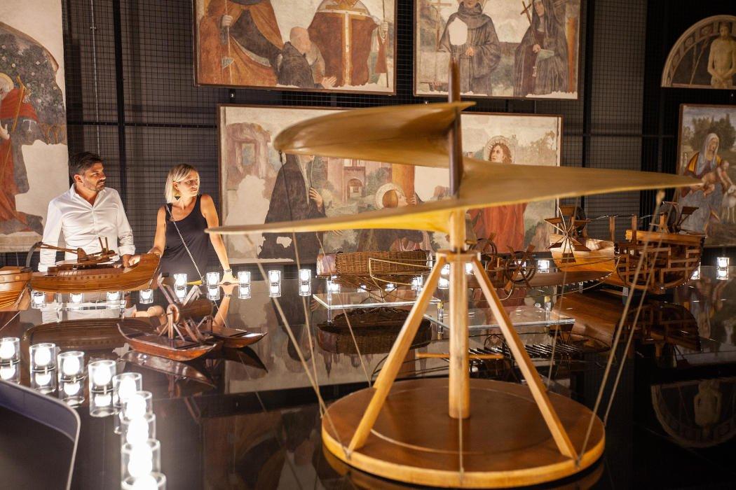 Wissenschaftsmuseum Mailand