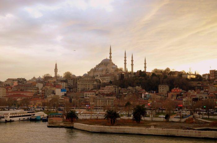 Die schönsten Sehenswürdigkeiten und Fotolocations in Istanbul