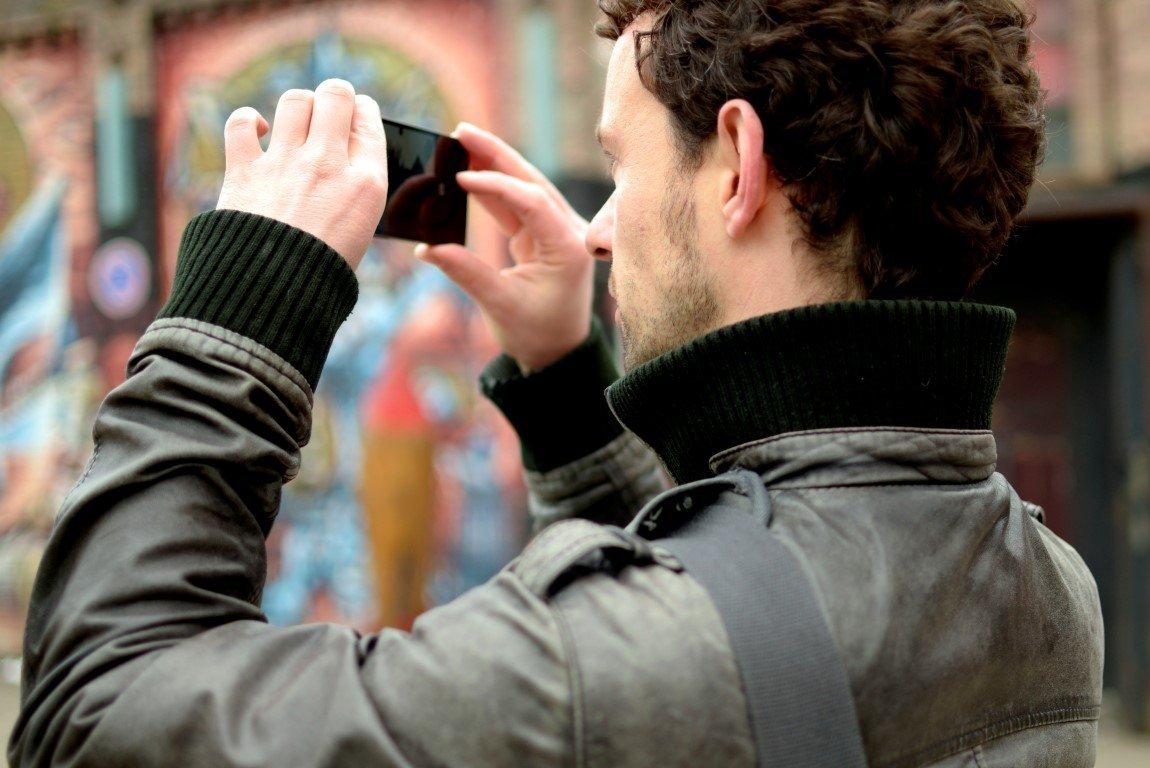 Reisefotografie Handy