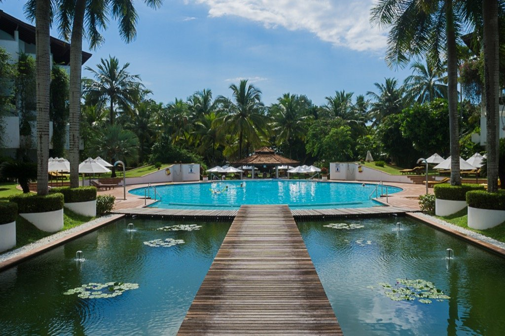 Lanka Princess Pool