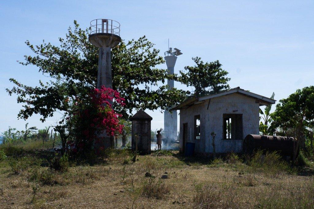 Leuchtturm Apo Island