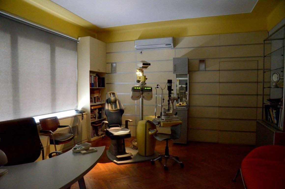 Untersuchungszimmer