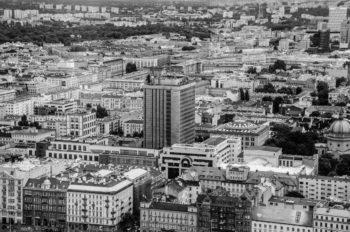 Ausblick Warschau