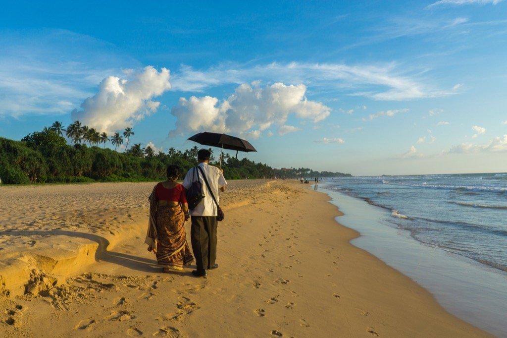 Sri Lanka Bentota Beach