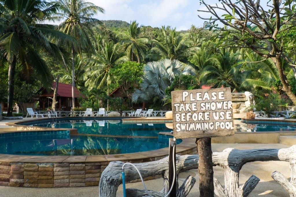 Bottle Beach 1 Pool