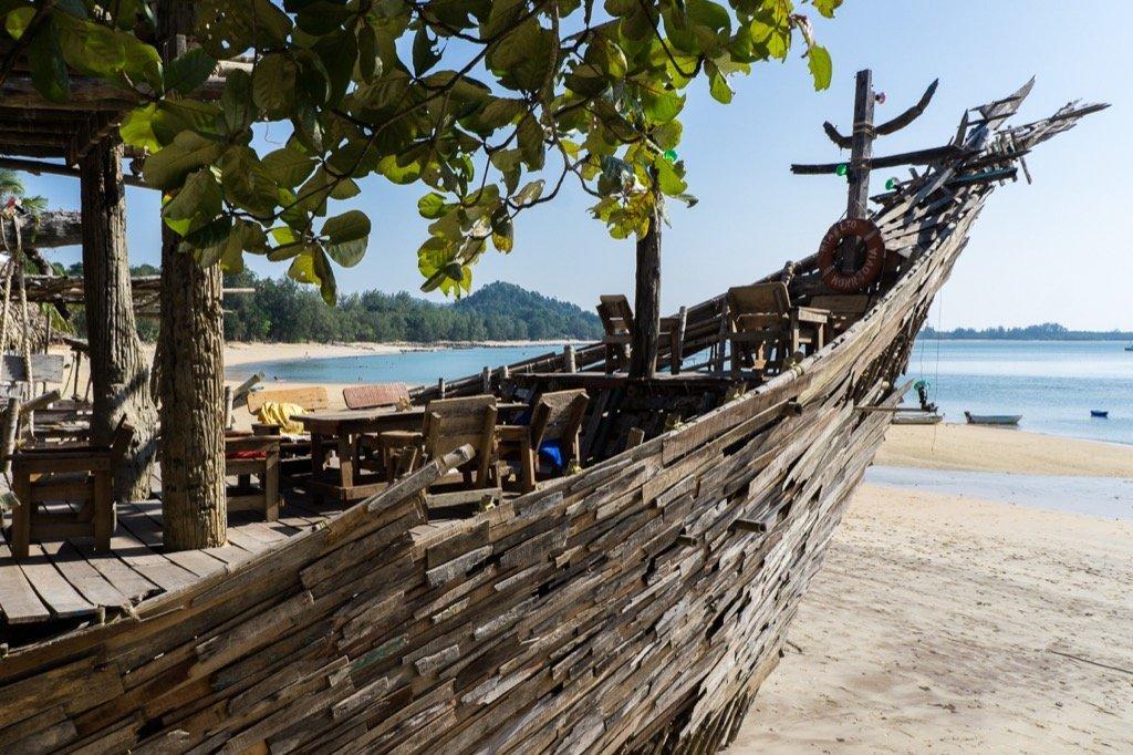 Buffalo Bay Koh Phayam