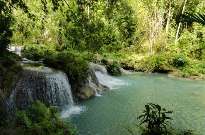 Cambugahay Wasserfälle