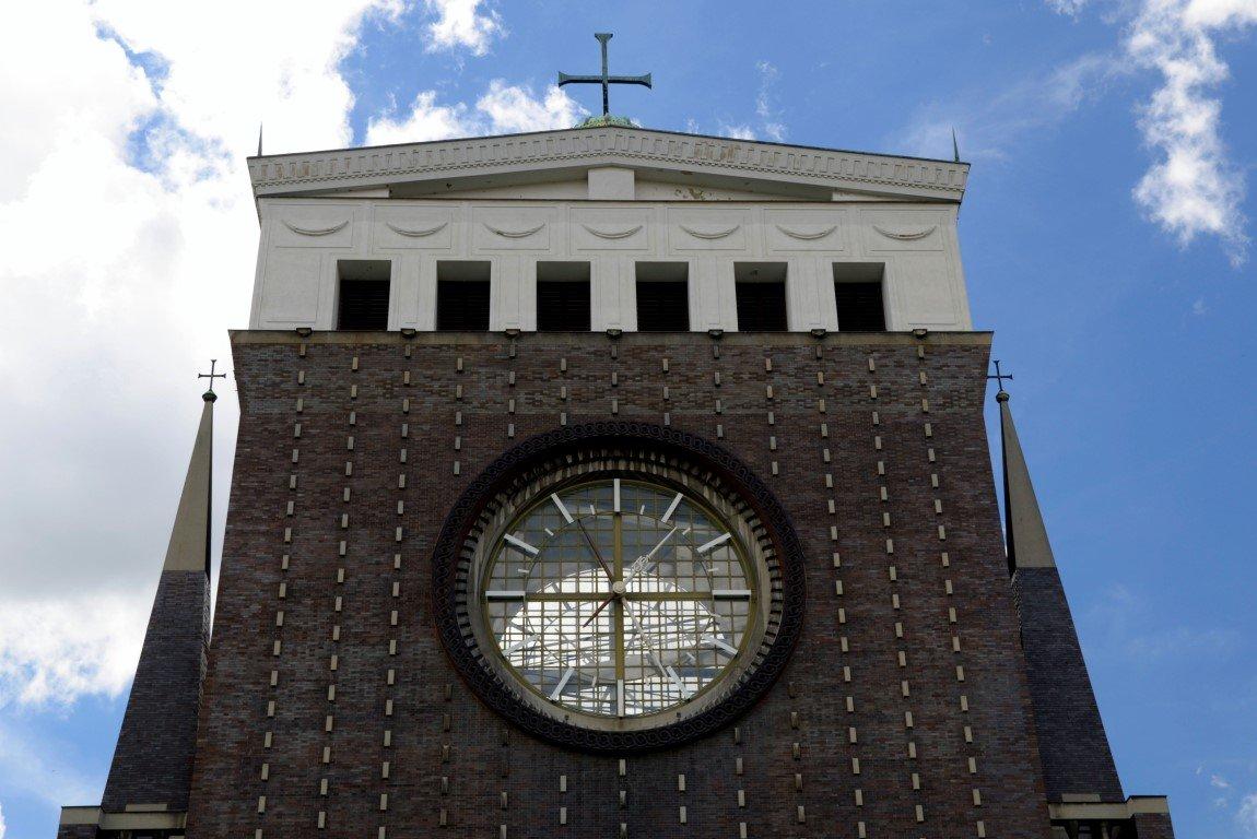 Kirche des heiligsten Herzens des Herrn