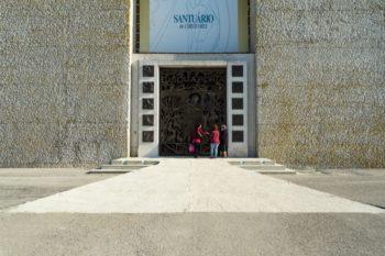 Eingang zur Cristo Rei Statue