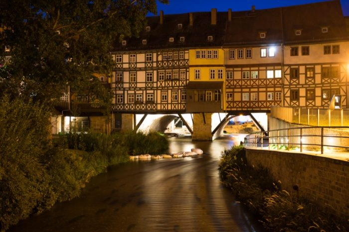 Erfurt: Warum die Stadt in Thüringen einfach großartig ist!