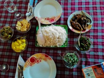 Essen Sandras Guesthouse Dambulla
