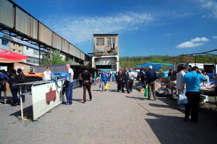 Flohmarkt Kolbenova