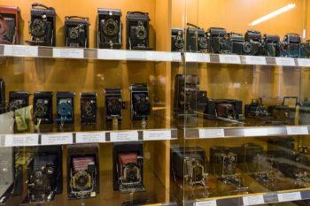 Kamerasammlung Fotografiemuseum Aland