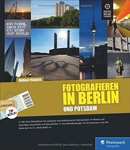 Fotografieren in Berlin
