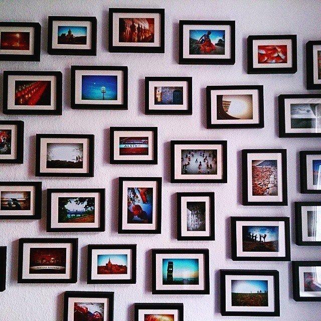 Fotowand Reisefotografie